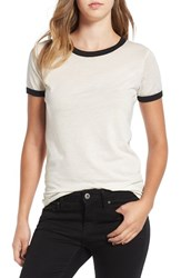 Obey Women's 'Sold Out' Ringer Tee