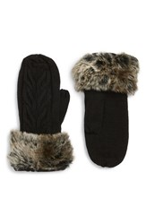 Women's Parkhurst Cable Knit Mittens
