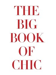 Assouline The Big Book Of Chic Book White