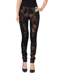 Lee Trousers Casual Trousers Women Bronze