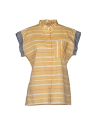Roy Rogers Roy Roger's Shirts Yellow