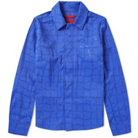 The North Face Red Label Mountain Light Shirt Jacket Blue