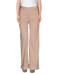 Gianfranco Ferre Ferre' Jeans Trousers Casual Trousers Women Skin Color