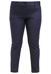 Eloquii Kady Chinos Navy Dark Blue