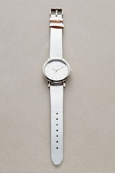 Anthropologie Riley Watch Silver