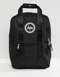 Hype Backpack In Black
