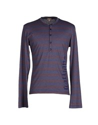 Galliano Knitwear Jumpers Men Blue