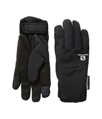 Salomon Thermo Glove W Black 4 Cycling Gloves