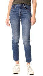 Levi's Wedgie Icon Jeans Classic Tint