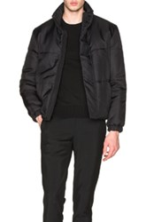 Patrik Ervell Puffer Jacket In Black