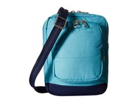Pacsafe Citysafe Ls75 Anti Theft Crossbody Travel Bag Lagoon Cross Body Handbags Blue