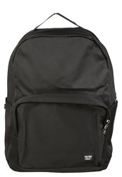 Wood Wood Ryan Rucksack Black