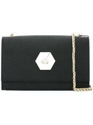 Philipp Plein Medium Shoulder Bag Black