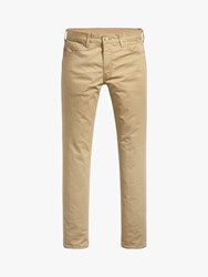 Levi's 511 Slim Fit Chinos Harvest Gold Sueded