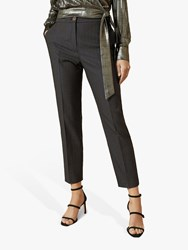 Ted Baker Neolaat Jacquard Suit Trousers Black