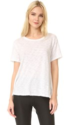 Atm Anthony Thomas Melillo Boyfriend Crew Tee White