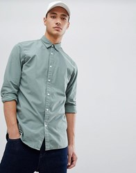 Selected Homme Long Sleeve Shirt Navy