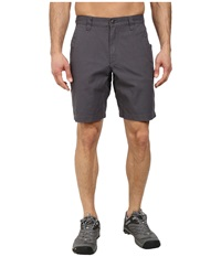Mountain Khakis Alpine Utility Short Granite Men's Shorts Gray