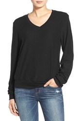 Wildfox Couture Women's V Neck Pullover