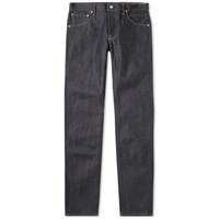 Visvim Social Sculpture 01 Unwashed Jean Blue