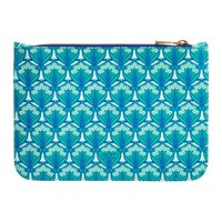 Liberty London Iphis Small Pouch Green