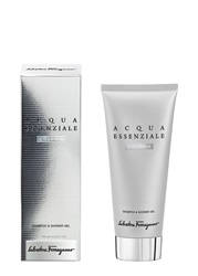 Salvatore Ferragamo Acqua Essenziale Colonia Shampoo And Shower Gel 200Ml