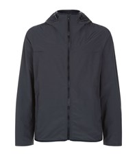 Orlebar Brown Alden Hooded Jacket Male Blue