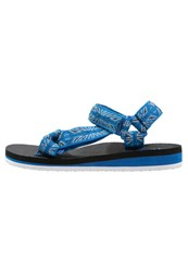 Anna Field Walking Sandals Blue