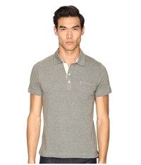 Billy Reid End On End Pensacola Polo Olive Men's Clothing