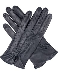 Dents Madison Hairsheep Leather Gloves Navy