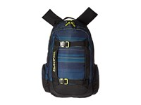 Dakine Mission 25L Lineup Backpack Bags Blue