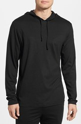 Men's Polo Ralph Lauren Pullover Hoodie Polo Black
