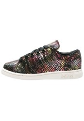K Swiss Kswiss Lozan Iii Tt Trainers Black Gold Marshmellow Multicoloured