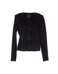 Maison Scotch Blazers Black