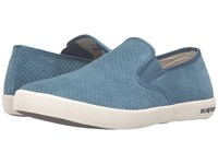 Seavees 02 64 Baja Varsity Tide Women's Shoes Blue