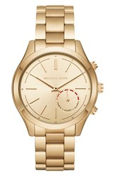 Michael Michael Kors Women's Slim Runway Smart Watch 42Mm