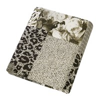 Roberto Cavalli Faraqa Silk Throw 130X180cm Sand