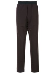 Joseph Burgundy Eza Pants 60
