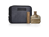 John Varvatos Men's Artisan Acqua Eau De Toilette Dopp Kit No Color