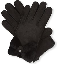 Ugg Classic Bow Shorty Gloves Black