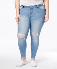 Celebrity Pink Body Sculpt By Trendy Plus Size Skinny Jeans Marquess