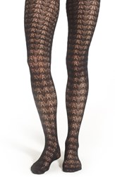 Women's Nordstrom Open Knit Sweater Tights