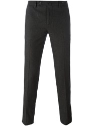 Pt01 Skinny Fit Trousers Grey
