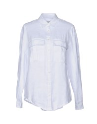 Stefanel Shirts White