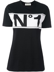 Etre Cecile No1 Printed T Shirt Black