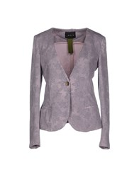 Ianux Suits And Jackets Blazers Women Lilac