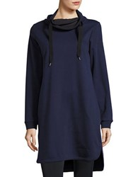 Bench Long Sleeve Cowlneck Tunic Maritime Blue