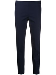 M Missoni Slim Fit Trousers Blue