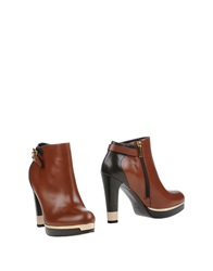 Loretta Pettinari Shoe Boots Brown