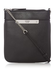 Guess Britta Mini Tourist Bag Black